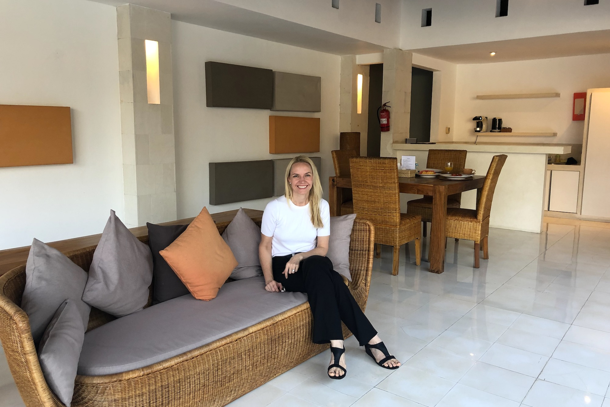 bvilla+spa – Sweet and Simple in Seminyak