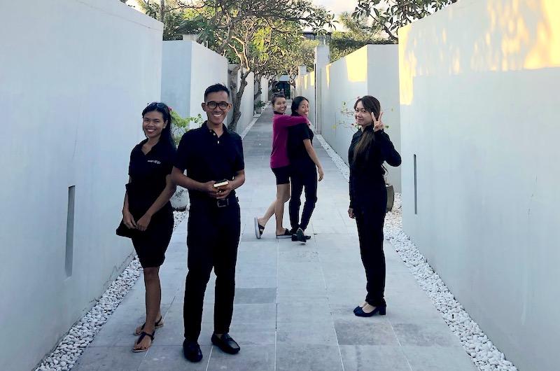 Bali Seminyak Bvilla Team