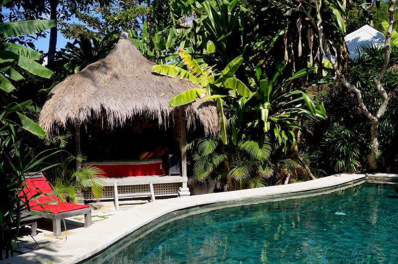 Bali Seminyak Garden House Gazebo