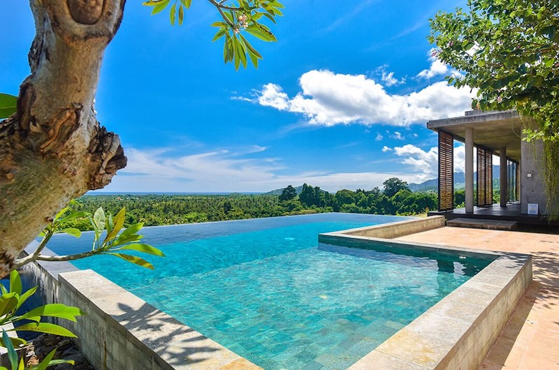 Sumberkima Hill Villas Villa Arun Pool Area | North Bali, Bali