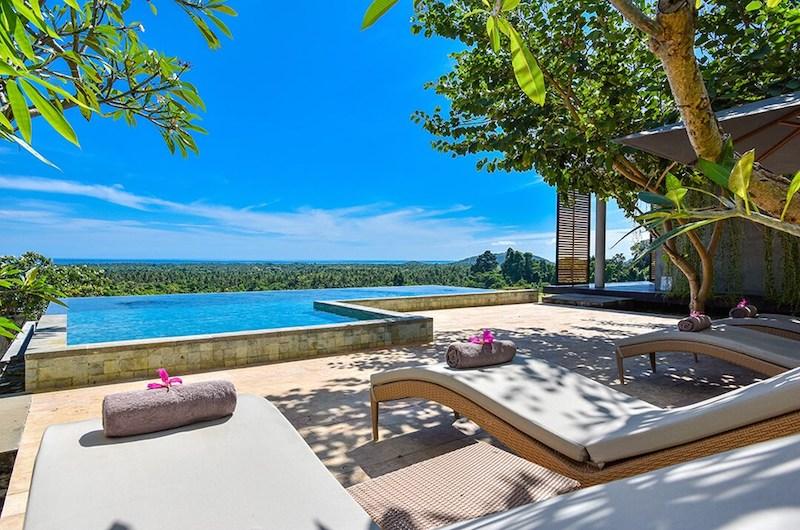 Sumberkima Hill Villas Villa Arun Sun Decks   North Bali, Bali