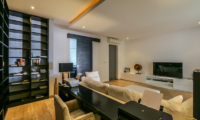 The Beach Villa Cemagi Living Area with Study and Entertainment Unit | Seseh, Bali