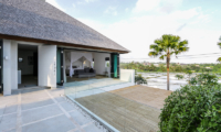 The Beach Villa Cemagi Balcony | Seseh, Bali