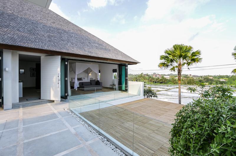 The Beach Villa Cemagi Balcony   Seseh, Bali