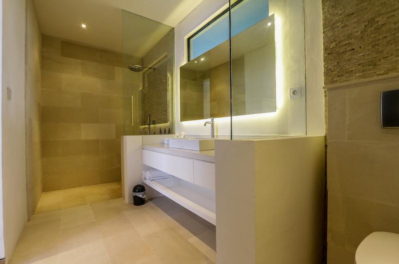 The Beach Villa Cemagi Bathroom Two   Seseh, Bali