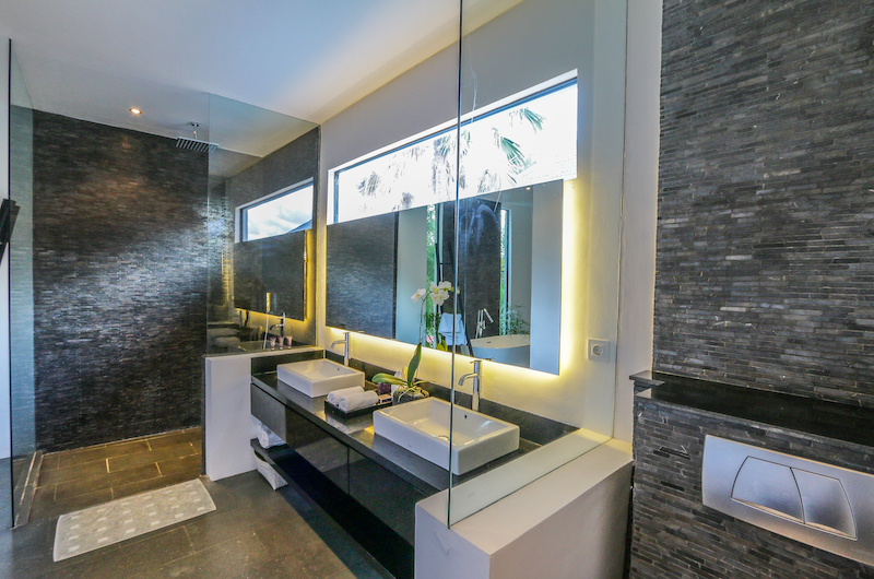 The Beach Villa Cemagi Bathroom Three | Seseh, Bali