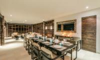 The Beach Villa Cemagi Dining Area | Seseh, Bali