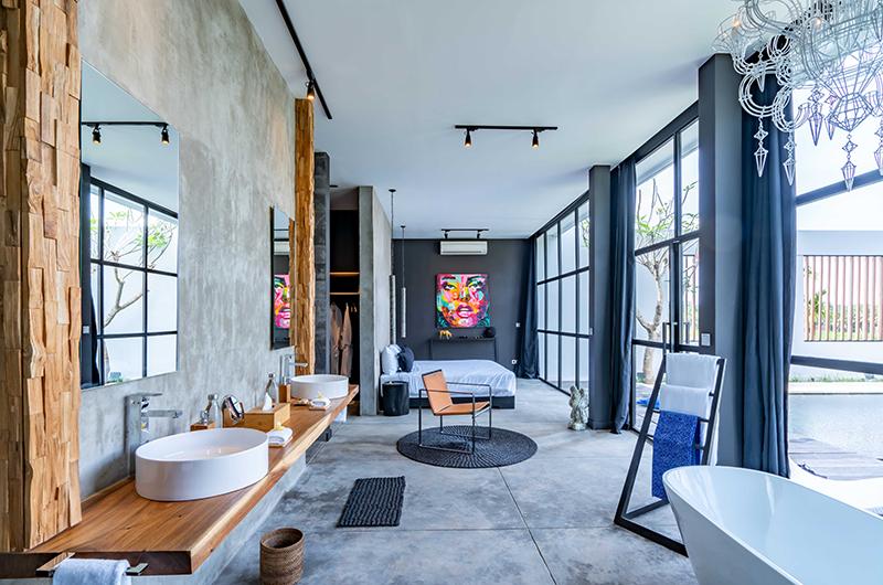 The Loft Open Bathroom | Ubud, Bali