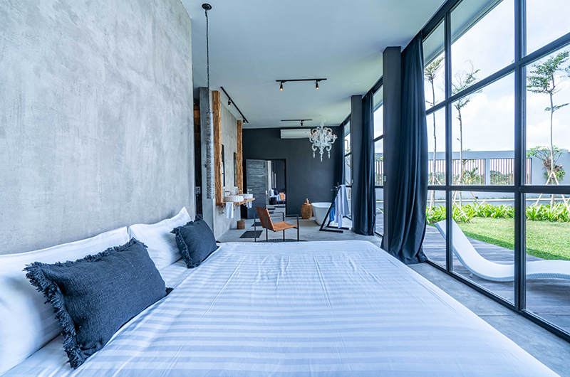 The Loft Bedroom with Lawn View | Ubud, Bali
