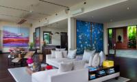 Villa Amita Nusa Dua Living Area | Nusa Dua, Bali