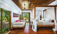 Villa Bukit Naga Bedroom with Garden View | Gianyar, Bali