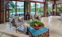 Villa Bukit Naga Seating Area with Pool View | Gianyar, Bali