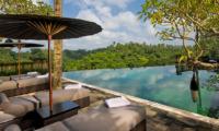 Villa Bukit Naga Sun Beds with Pool View | Gianyar, Bali