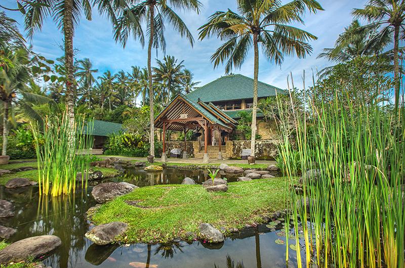Villa Bukit Naga Outdoor Pond | Gianyar, Bali