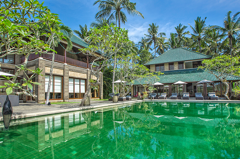 Villa Bukit Naga Swimming Pool | Gianyar, Bali
