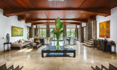 Villa Bukit Naga Living Area Full View | Gianyar, Bali