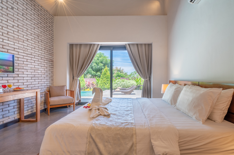 Villa Doretanh Bedroom View | Ungasan, Bali