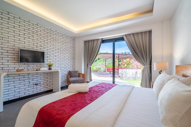 Villa Doretanh Guest Bedroom View | Ungasan, Bali