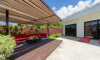 Villa Doretanh Outdoor Seating Area | Ungasan, Bali