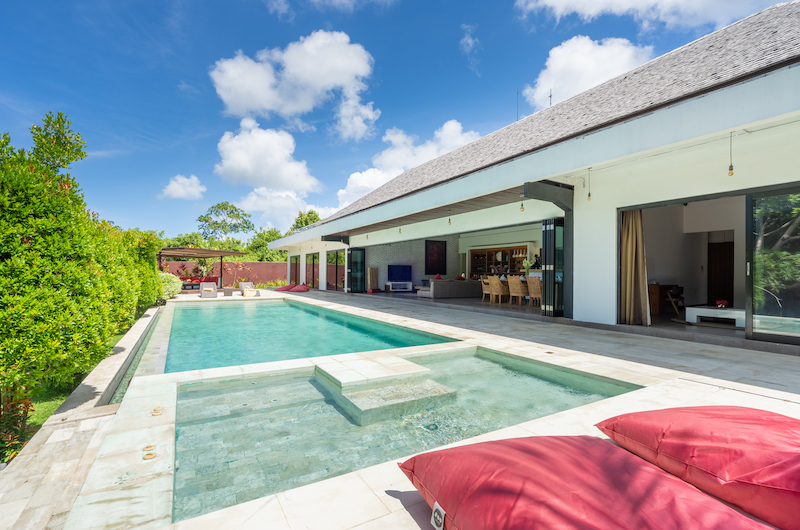 Villa Doretanh Full-Length Swimming Pool with Mini Pool | Ungasan, Bali