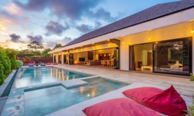 Villa Doretanh Pool Area | Ungasan, Bali