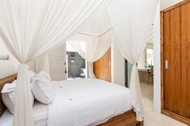 Villa Karein Double Bedroom Area   Seseh, Bali
