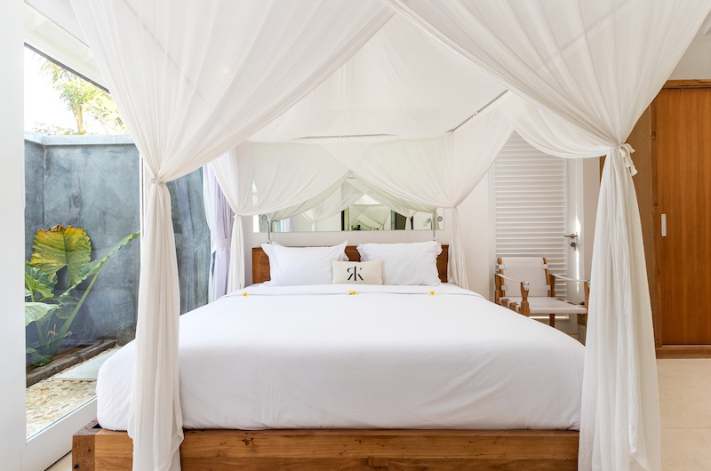 Villa Karein Bedroom with Seating   Seseh, Bali