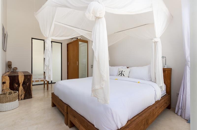 Villa Karein Bedroom Side   Seseh, Bali