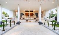 Villa Karein Open Plan Living Room   Seseh, Bali