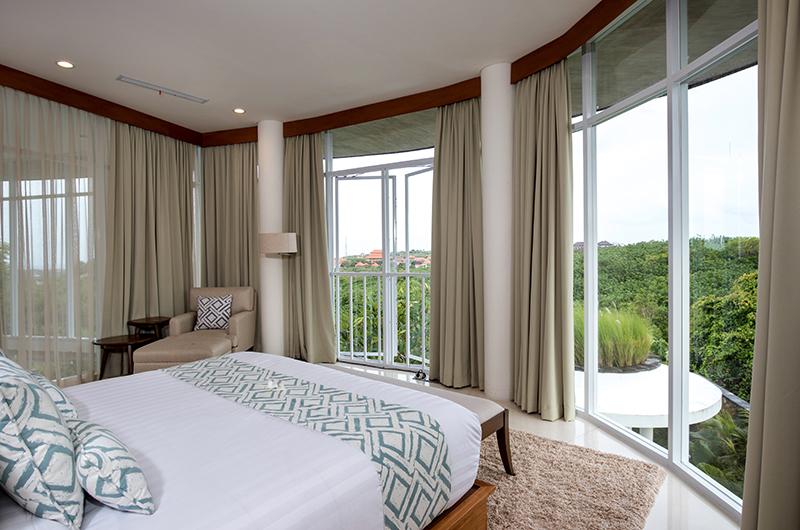 Villa Pancaloka Bedroom Two View | Jimbaran, Bali