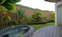Villa Pancaloka Jacuzzi Area | Jimbaran, Bali