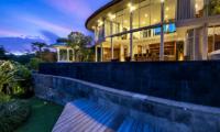Villa Pancaloka Backyard | Jimbaran, Bali