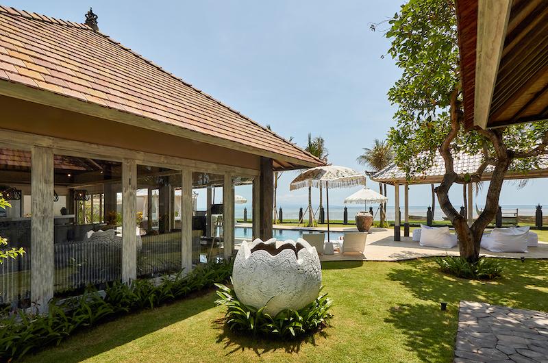 Villa Sunrise Garden with Sea View | Gianyar, Bali