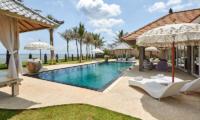Villa Sunrise Poolside with Sea View | Gianyar, Bali