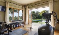 Ataahua Lodge Gym Equipment | Whakamarama, Bay of Plenty