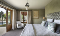 Ataahua Lodge Master Bedroom | Whakamarama, Bay of Plenty