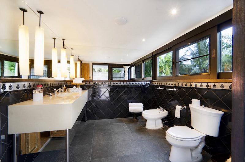 Tamarind Villas Exclusive Villa Bathroom Two | Pattaya, Chonburi