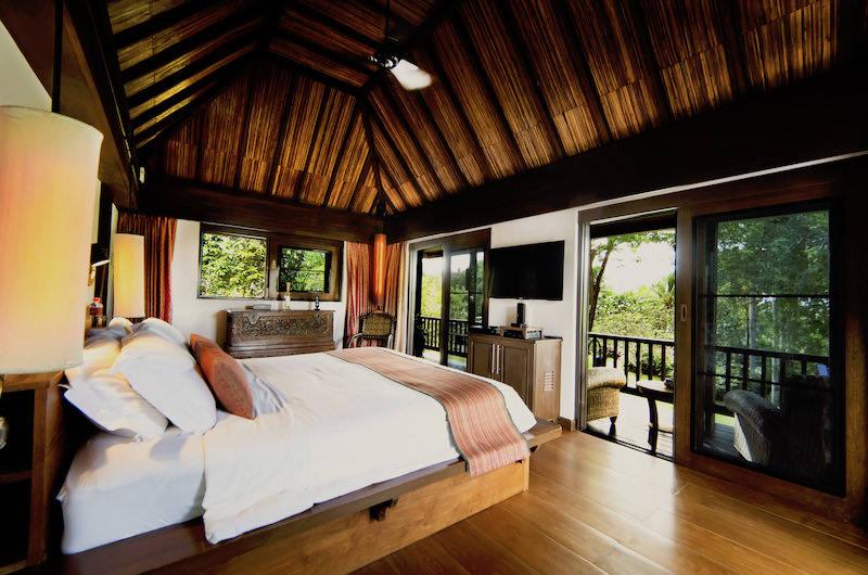Tamarind Villas Exclusive Villa Bedroom with TV | Pattaya, Chonburi