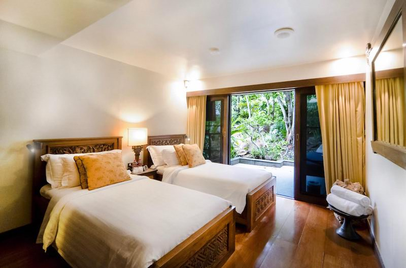 Tamarind Villas Exclusive Villa Twin Bedroom | Pattaya, Chonburi