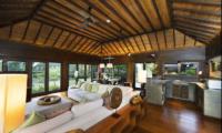 Tamarind Villas Exclusive Villa Living Room | Pattaya, Chonburi