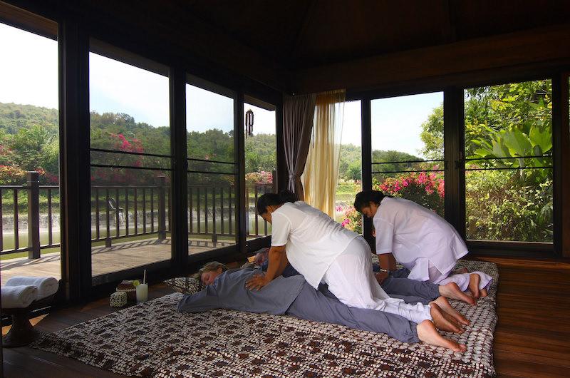 Tamarind Villas Exclusive Villa Massage Pavilion | Pattaya, Chonburi