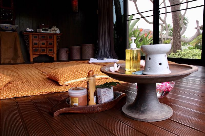 Tamarind Villas Exclusive Villa Massage Area | Pattaya, Chonburi