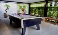 Tamarind Villas Exclusive Villa Pool Table | Pattaya, Chonburi