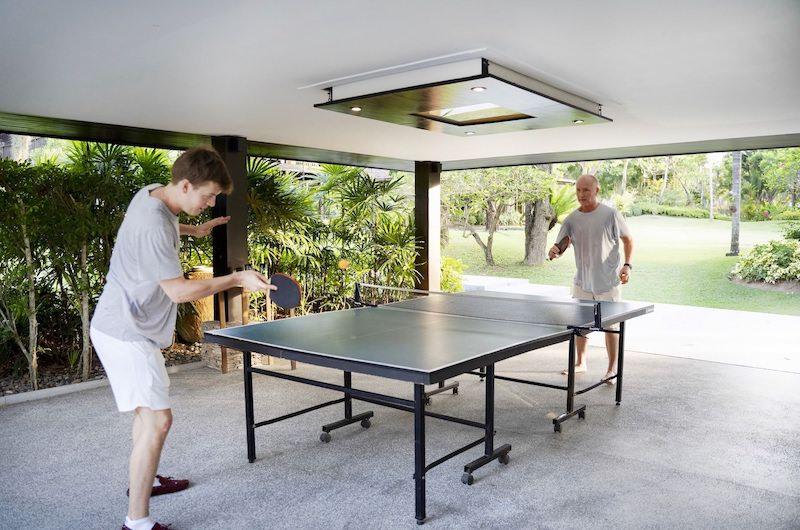 Tamarind Villas Exclusive Villa Ping Pong | Pattaya, Chonburi