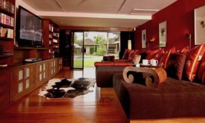 Tamarind Villas Exclusive Villa Cinema Room   Pattaya, Chonburi