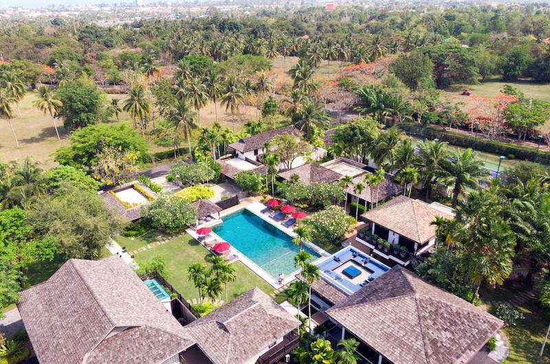 Tamarind Villas Exclusive Villa Exterior | Pattaya, Chonburi