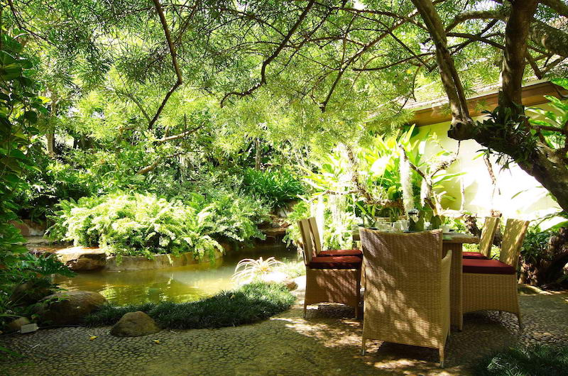 Tamarind Villas Exclusive Villa Seating | Pattaya, Chonburi