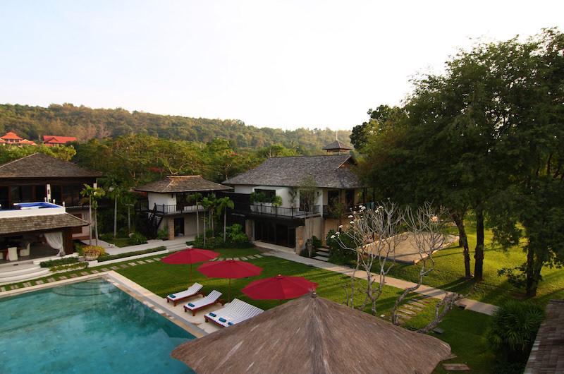 Tamarind Villas Exclusive Villa Pool | Pattaya, Chonburi