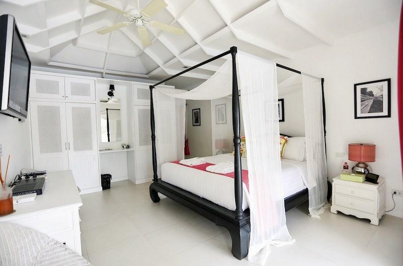 Tamarind Villas Lake Villa Bedroom One Area | Pattaya, Chonburi