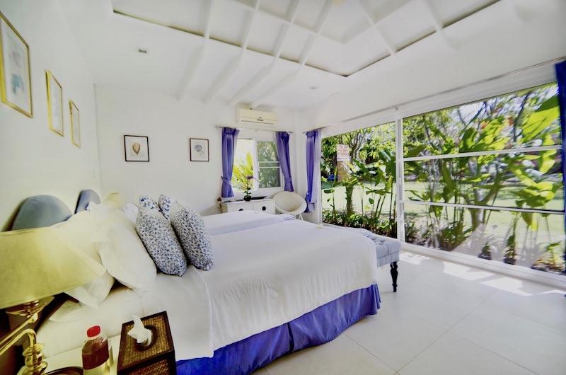 Tamarind Villas Lake Villa Twin Bedroom Area | Pattaya, Chonburi